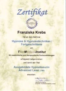 Hypnose | Hypnosetechniken am TherMEeius Institut
