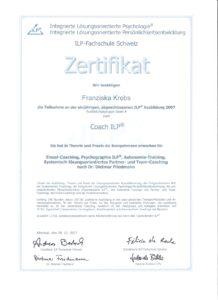 ILP Fachschule Schweiz - Coach ILP
